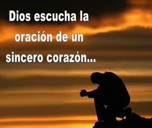 Dios escucha